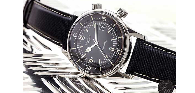Swiss Best Quality Longines Legend Diver Replica watches Cheap Price