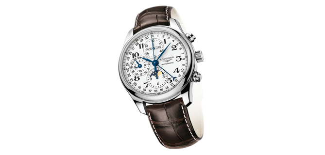 Top Swiss Longines Moonphase Replica Watches Replica Watches UK