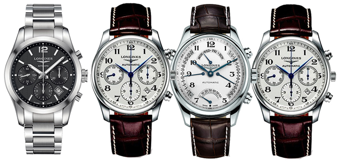 best swiss high quality replica longines Watches